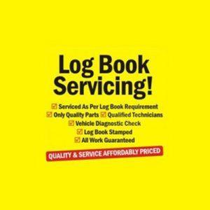 Log book service Port Melbourne